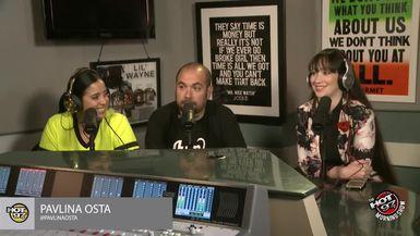 Teen Radio Sensation,Pavlina Osta, Talks Work Ethic!