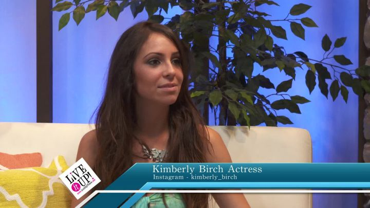 Bachelorette TV Show Winner Kimberly Birch, Marry Harry on Live It Up with Donna Drake