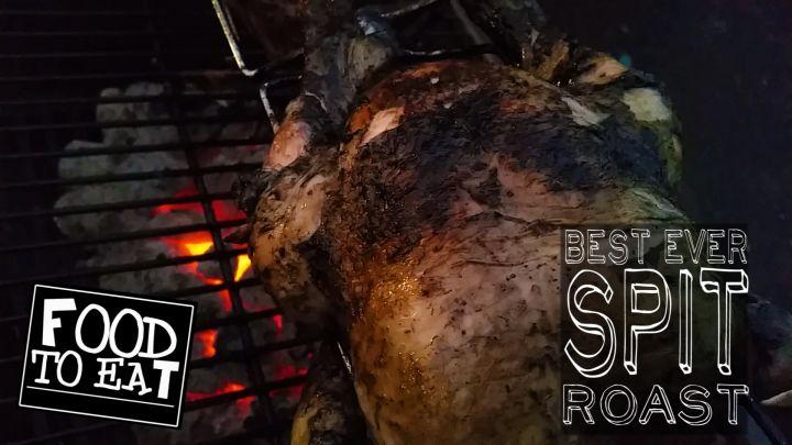 Best Ever Spit Roast