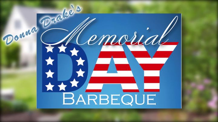 The Donna Drake Memorial Day BBQ Event