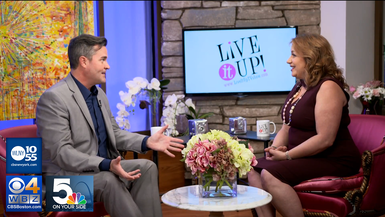 Live it Up with Donna Drake welcomes Tim Rerucha a.k.a. T_Ruck as a new Correspondent