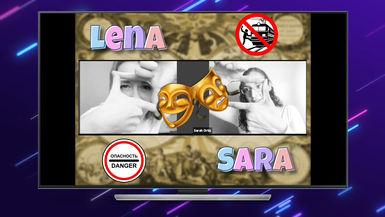 """SaraLena """"LiVE"""" (Promo)"""