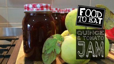 Quince & Tomato Jam