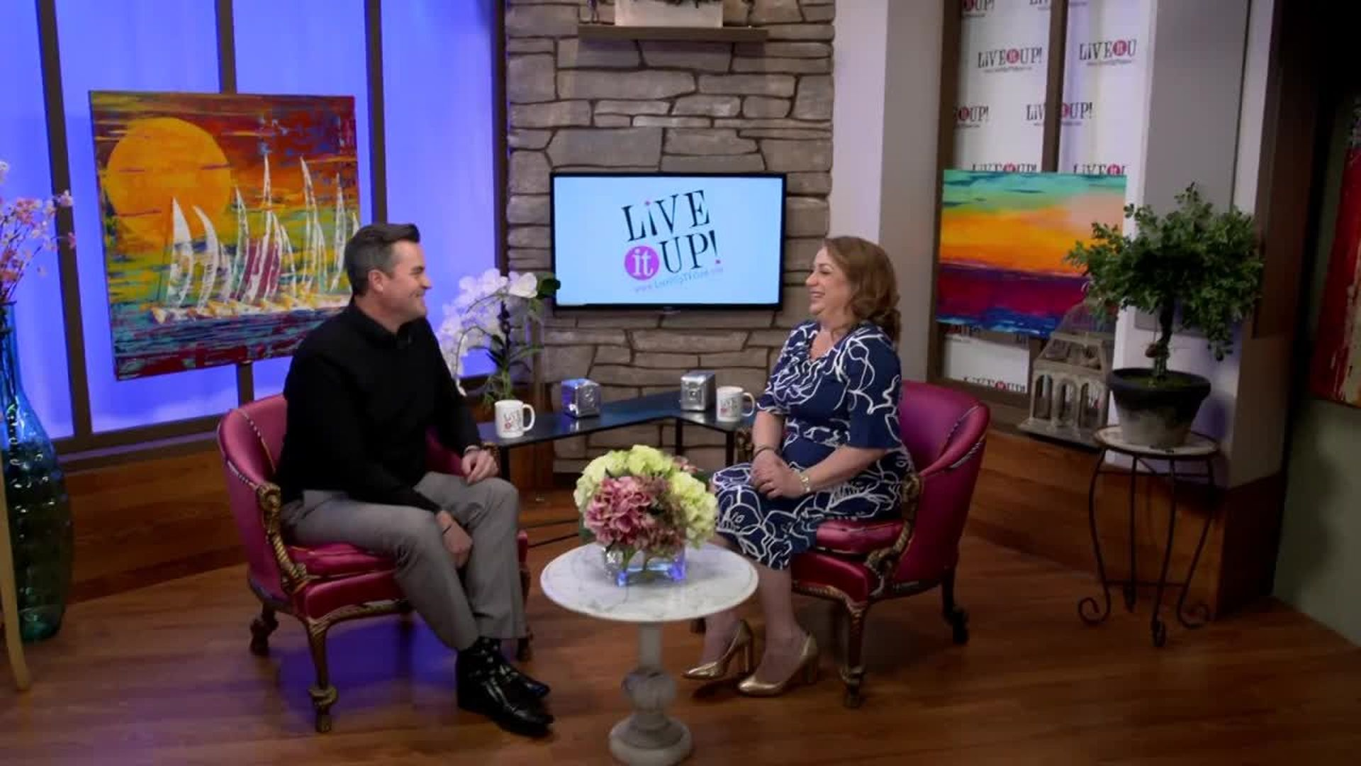 Live it Up with Donna Drake: TRaveling with T_Ruck Coffee and Tea and St. Louis