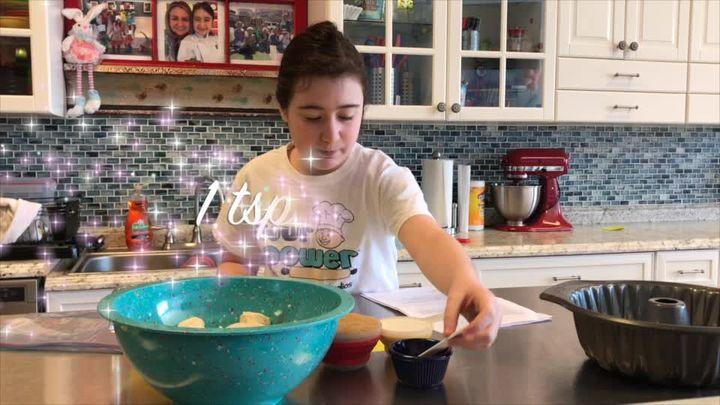 Chef Hannah's Monkey Bread