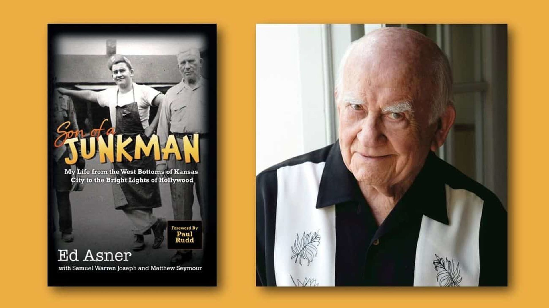 LIVE with ED ASNER