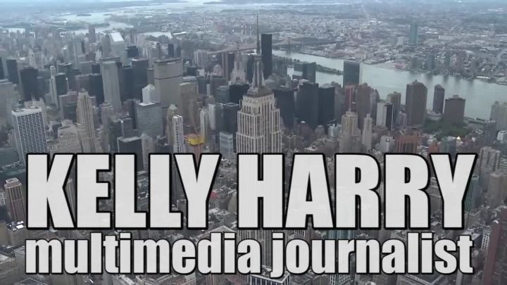 KELLY HARRY - Multi-media Journalist Reel