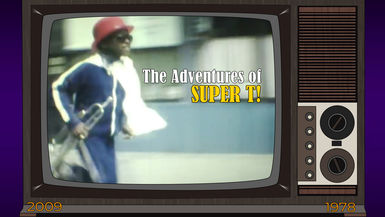 The Adventures of SUPER-T (1978) HD
