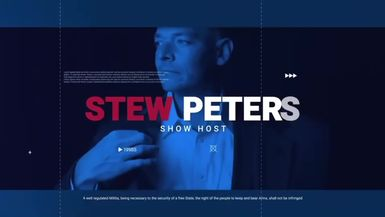 THE STEW PETERS SHOW: Pfizer and the rude awakening