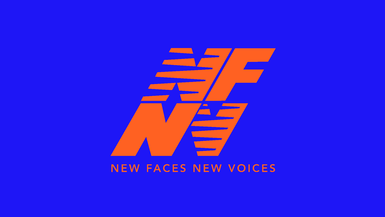 New Faces New Voices Fall Series 10/24