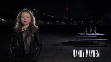 Mandy Mayhem's Eminem Shady XV Cxvpher Response