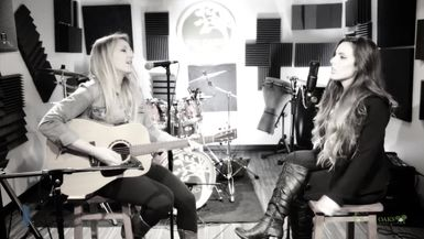 Karianne Jean - Jesus and Johnny Cash: The Blue Door Sessions