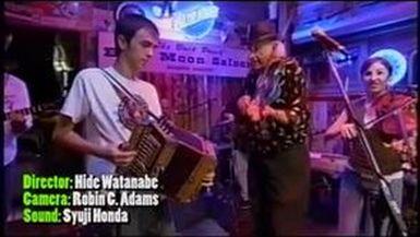 Chikyu Machikado Angles - WORLD ANGLES - HADLEY J. CASTILLE Cajun Musician
