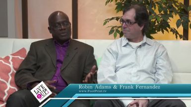 Robin C. Adams and Frank J. Fernandez Interview