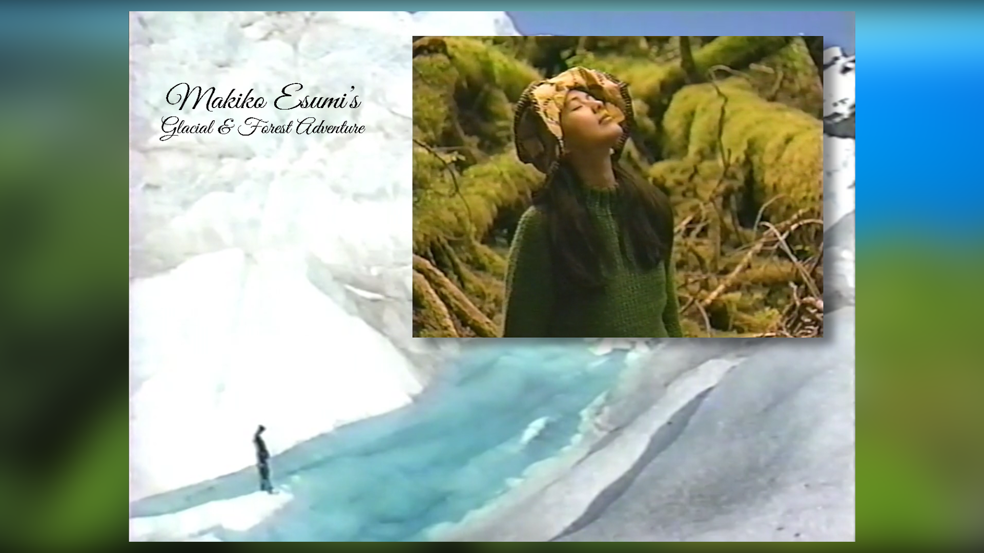 Alaska and The Queen Charlotte Islands: Makiko Esumi's journey into the distant forests and glaciers