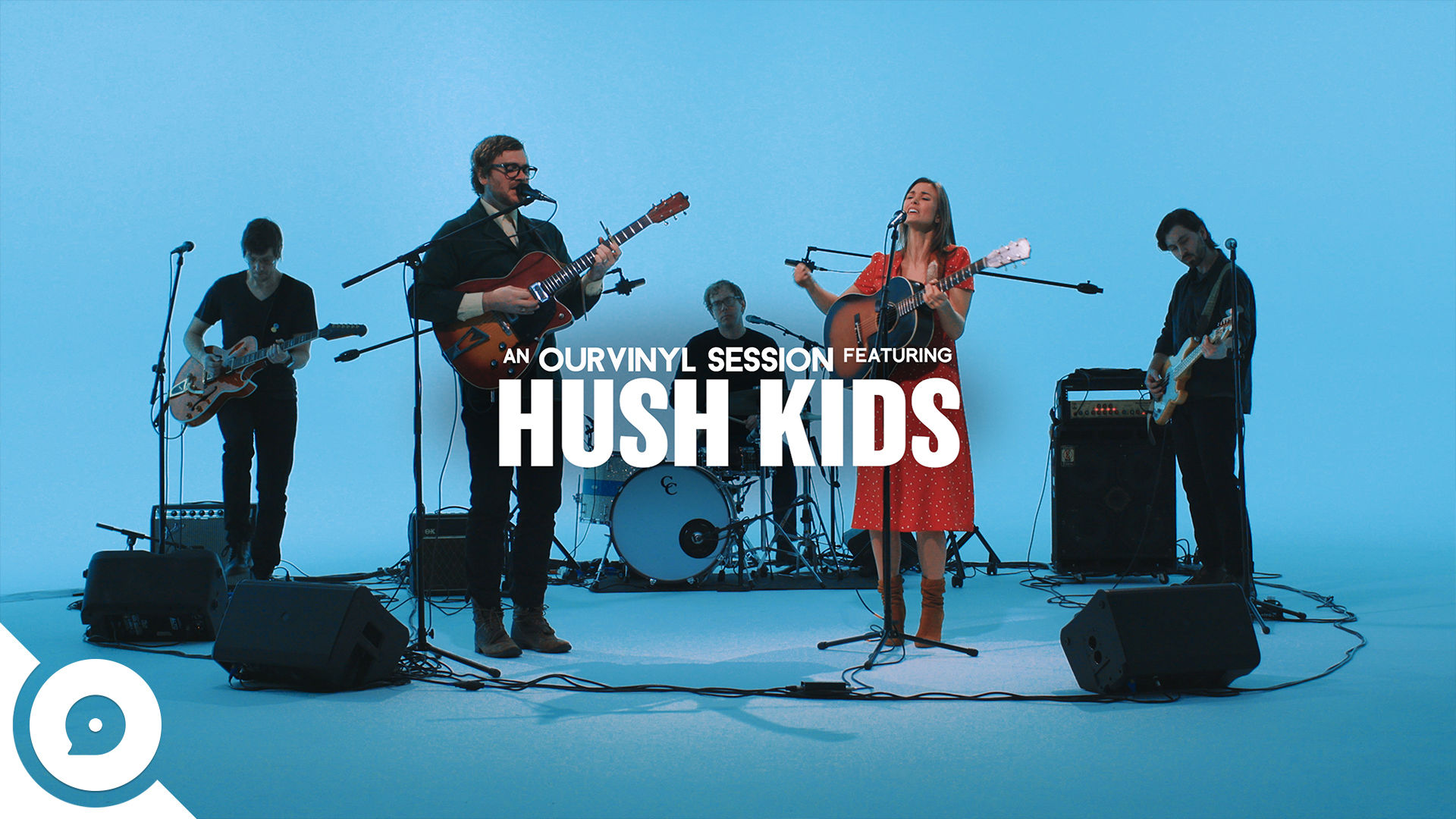 Hush Kids - Talking To Myself | OurVinyl Sessions