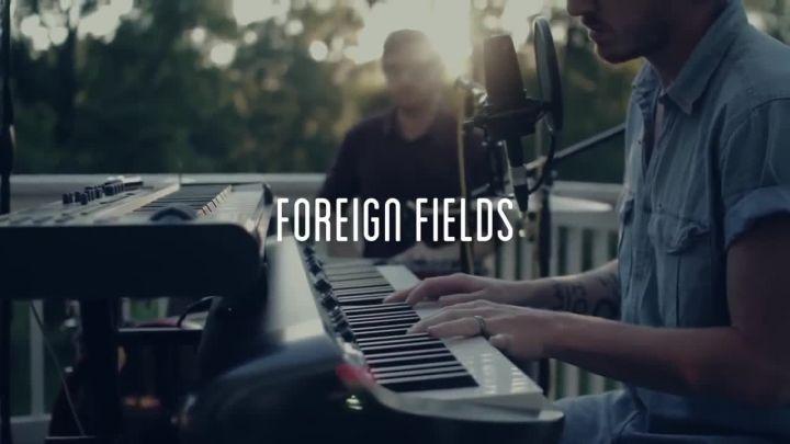 Foreign Fields - Pillars
