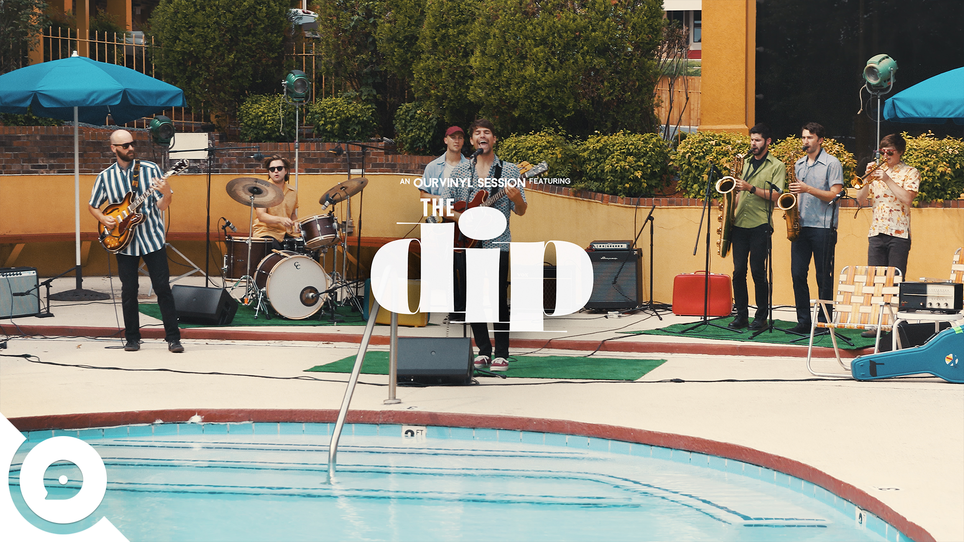 The Dip - Sure Don't Miss You | OurVinyl Sessions