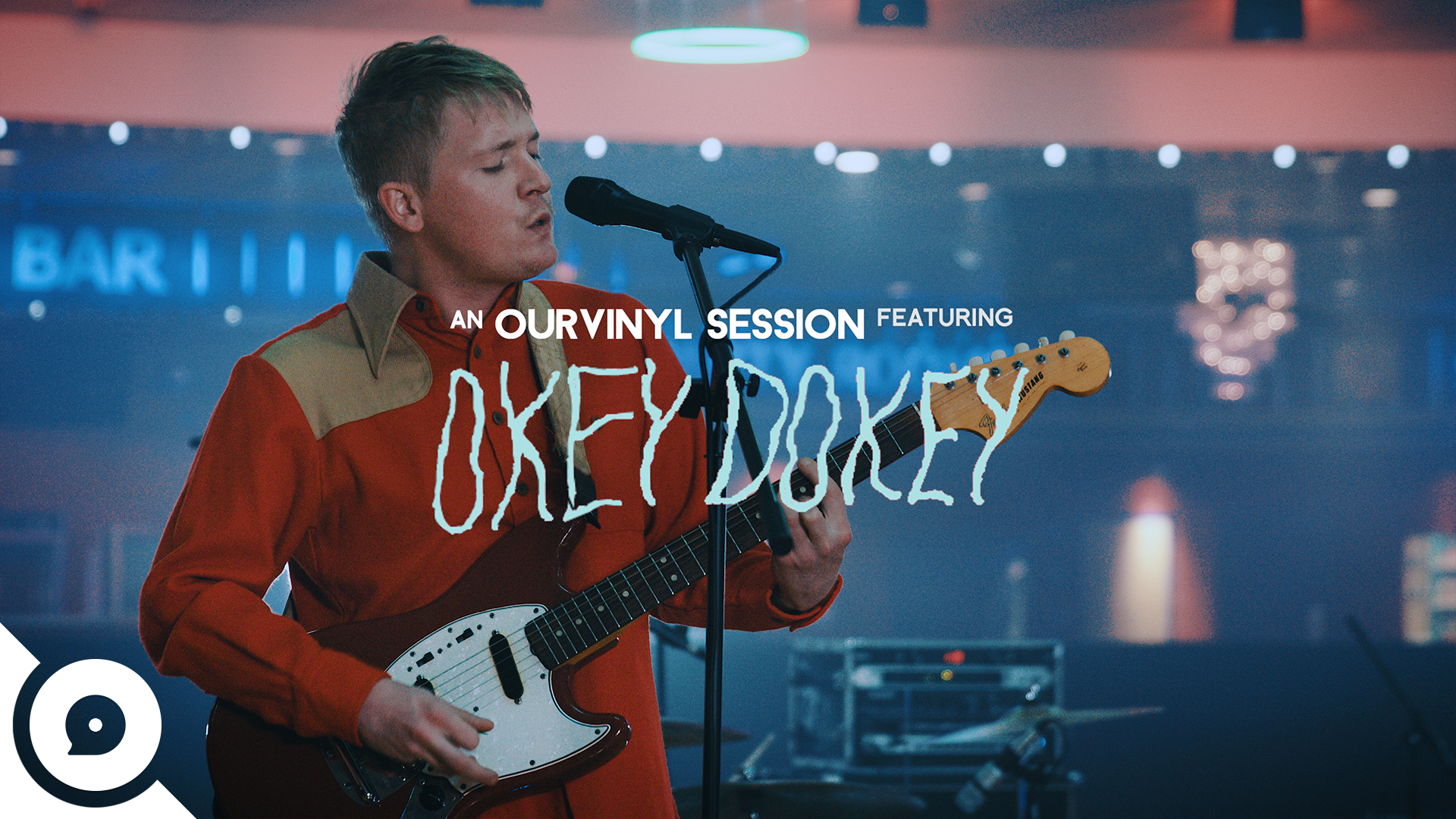 Okey Dokey - When They Get Older   OurVinyl Sessions