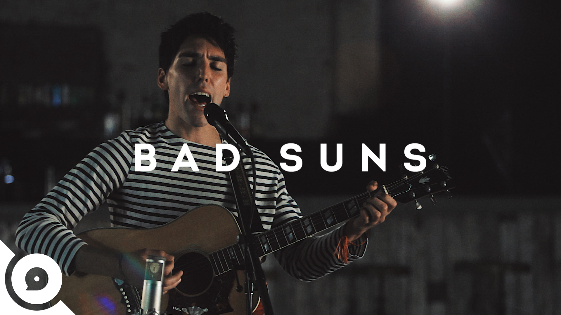Bad Suns - This Was A Home Once | OurVinyl Sessions