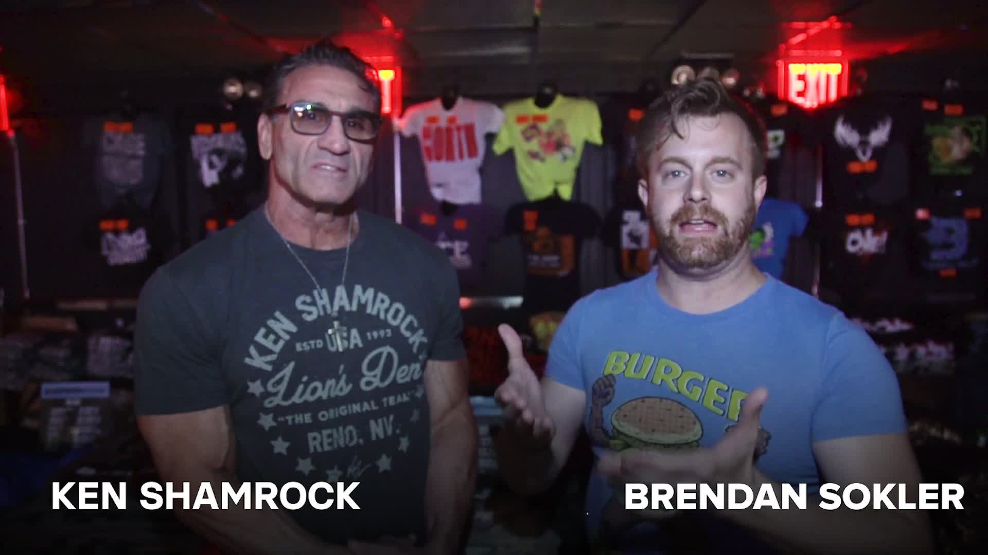 Making An Impact: Worlds Most Dangerous Man Ken Shamrock