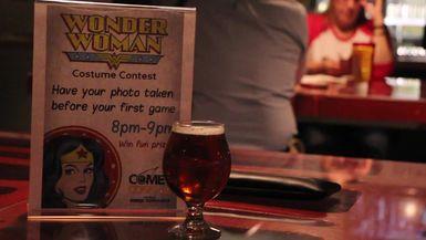 Comet Cosplay: Wonder Woman