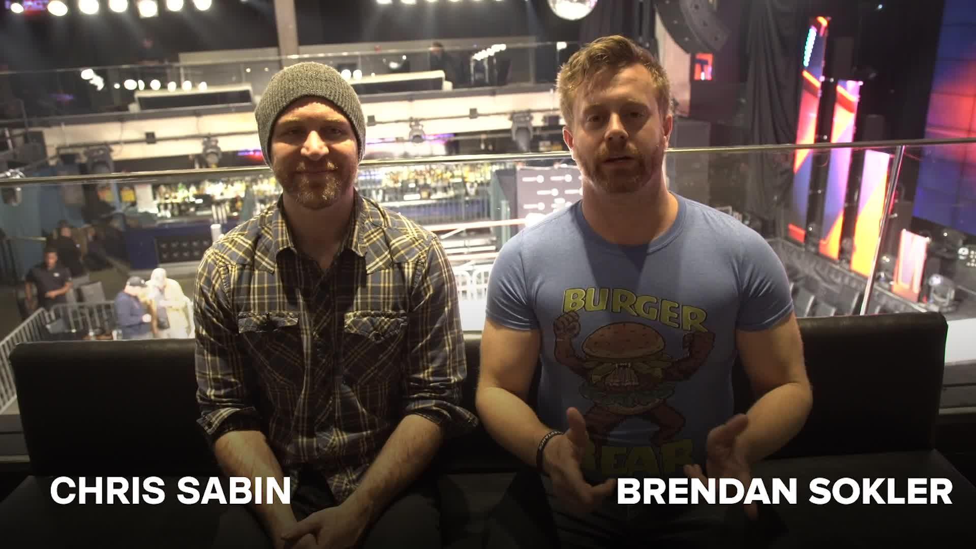 Making An Impact: TNA OG Chris Sabin!