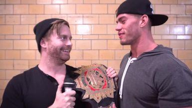 Full Impact Pro Champion Austin Theory: Proven Success