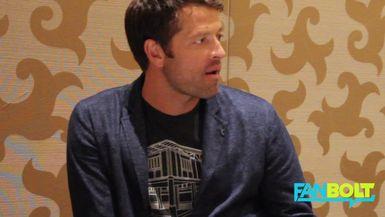 Misha Collins Talks Supernatural Season 13