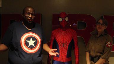 Comet Cosplay: Spider-Man