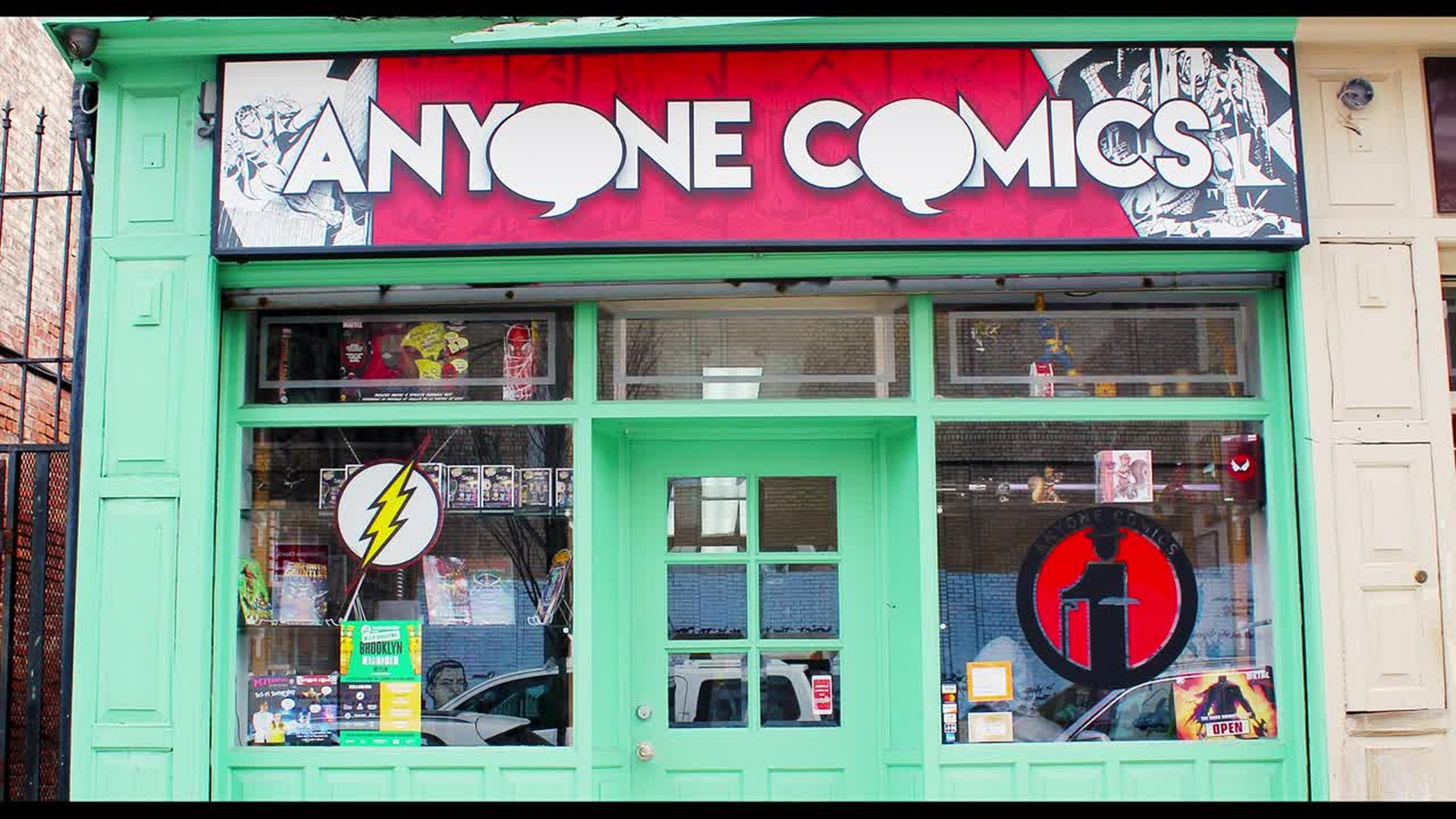 Comic Book Stores Need a Hero