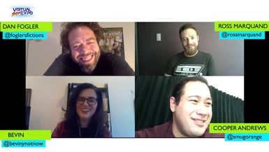 The Virtual Pop Expo: Dan Fogler and the 4DXperience