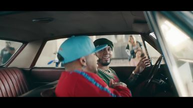 Gan-Ga Remix con Anuel AA [Official Video]