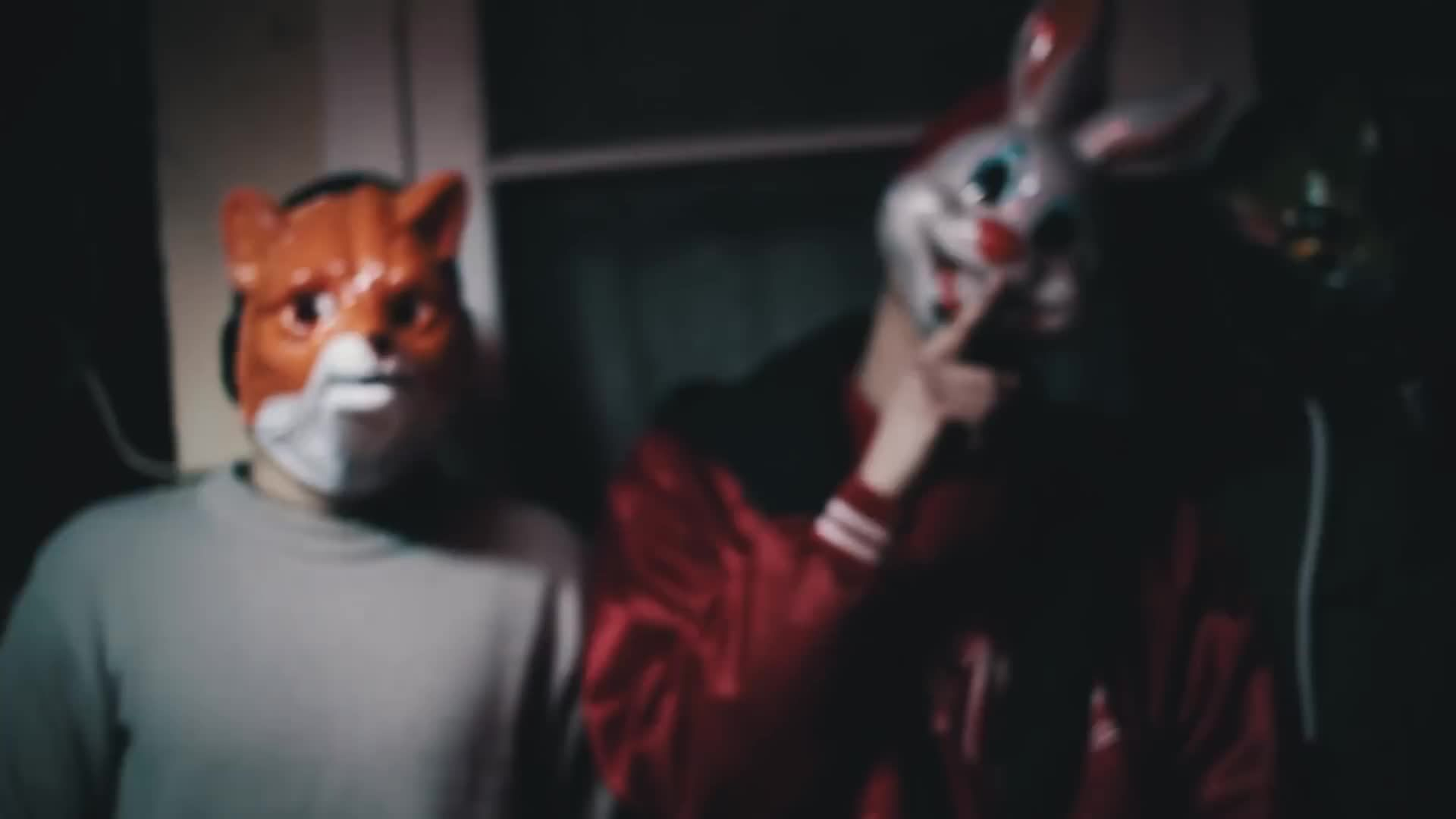Foyers - Animales Nocturnos (Video Oficial)