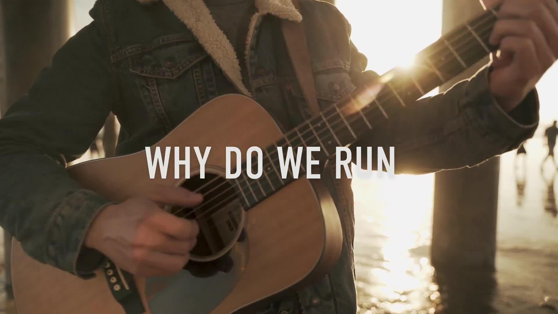 Ron Maxime-Why Do We Run