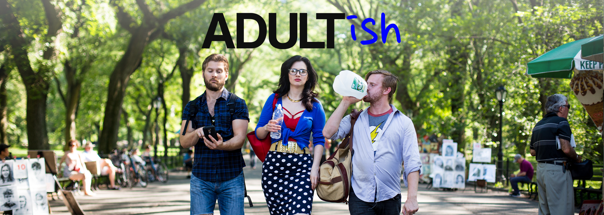 ADULTish channel