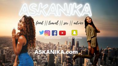AskAnika channel