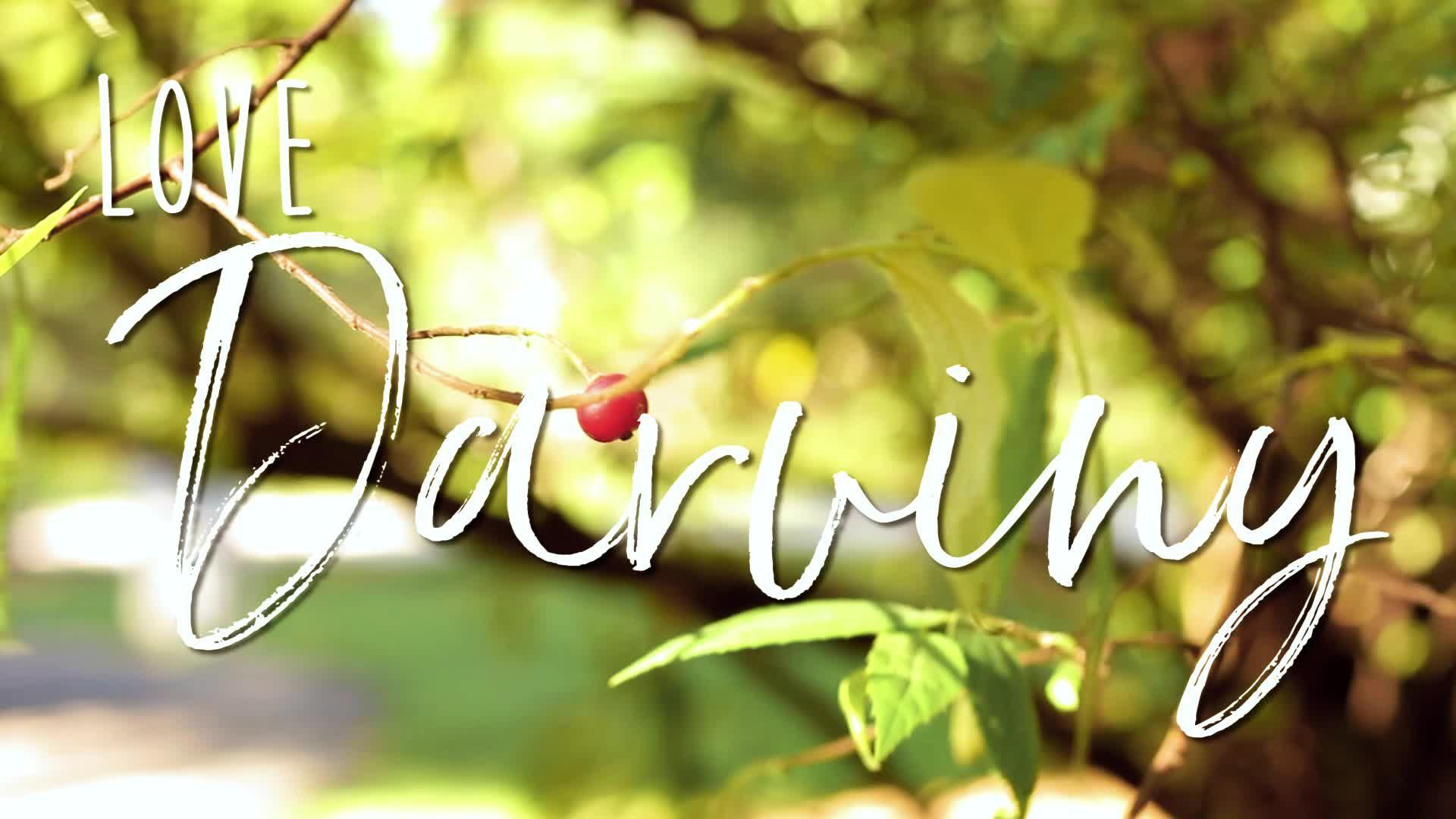 The Love, Darviny Show - Fruit & Spice Park