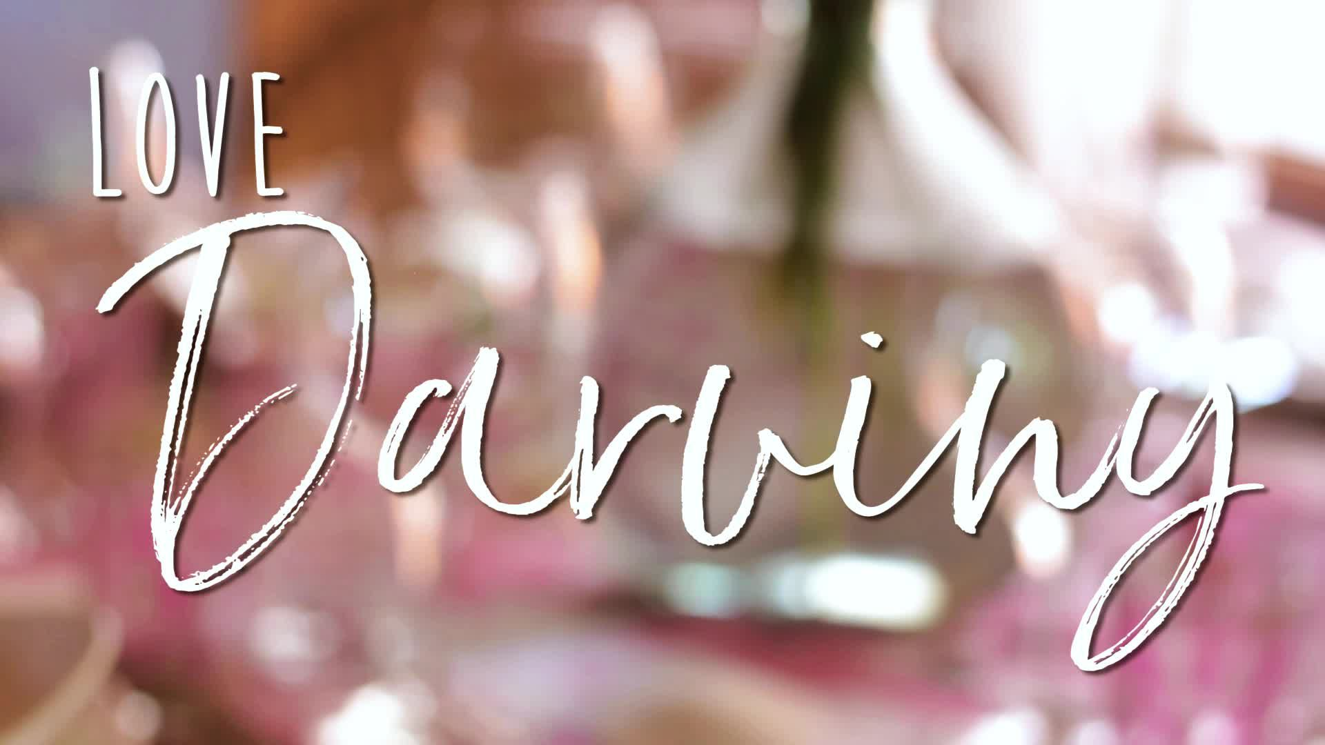 The Love, Darviny Show - Off to the Redlands