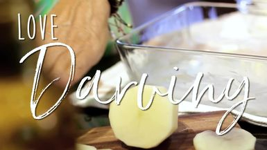 The Love, Darviny Show - How to Cook Like a French Gourmande