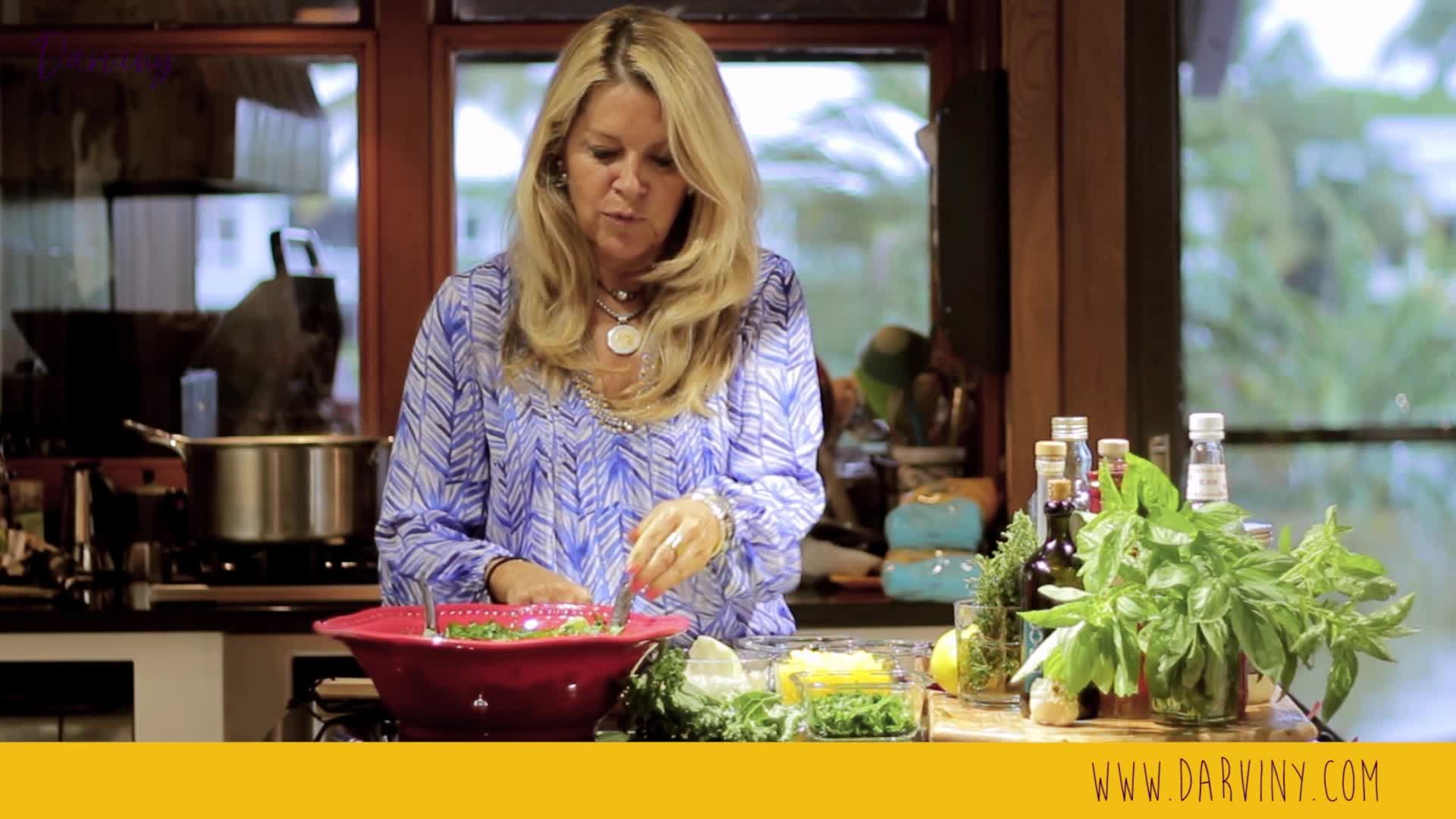 The Love, Darviny Show - A Kale Salad for Everyone - trailer