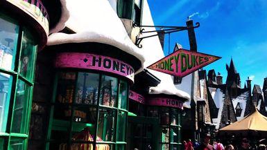 Jordie Goes to Hogwarts - VLOG Pt 4 - The Wizarding World of Harry Potter in Universal Orlando Resort