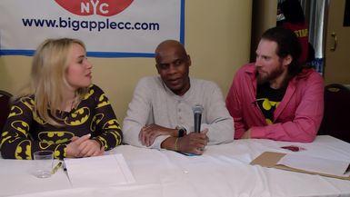 The Big Apple Comic Con Webcast - Ep 3