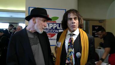 The Big Apple Comic Con Webcast - Ep 1
