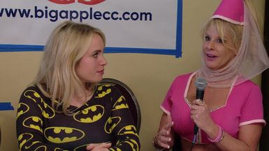 The Big Apple Comic Con Webcast - Ep 2