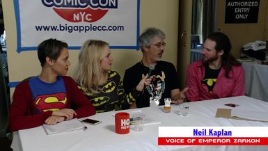 The Big Apple Comic Con Webcast - Ep 5