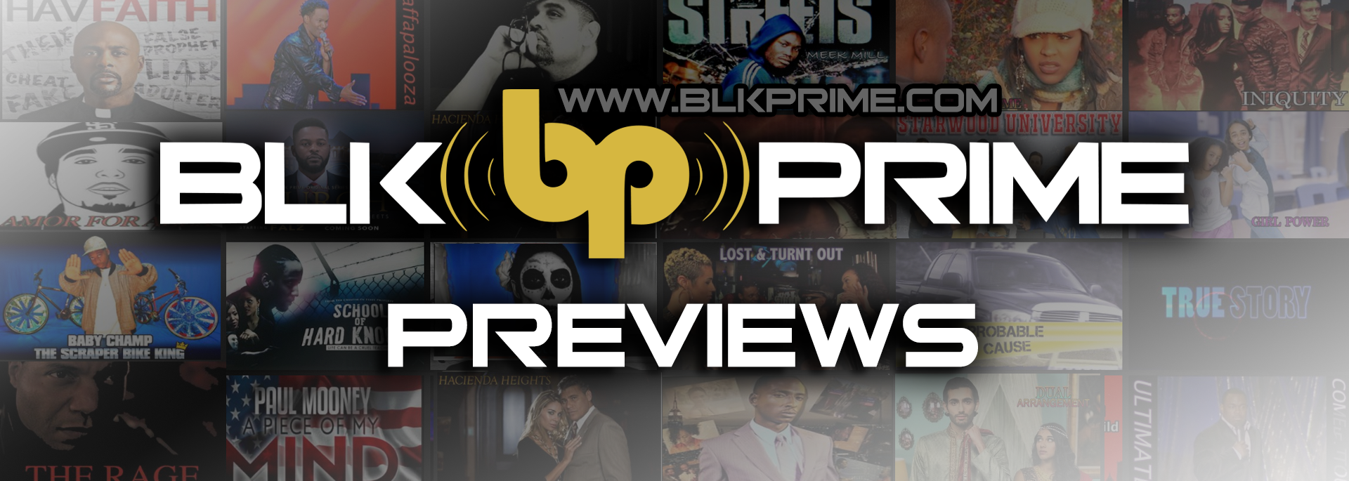 BLK PRIME Previews channel