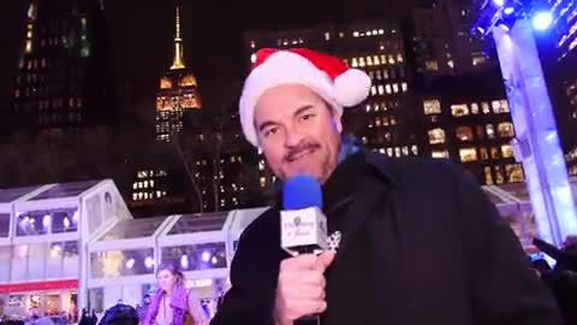 Special Christmas edition TRaveling with T_Ruck 🌎 The nickel tour of Christmas in NYC.