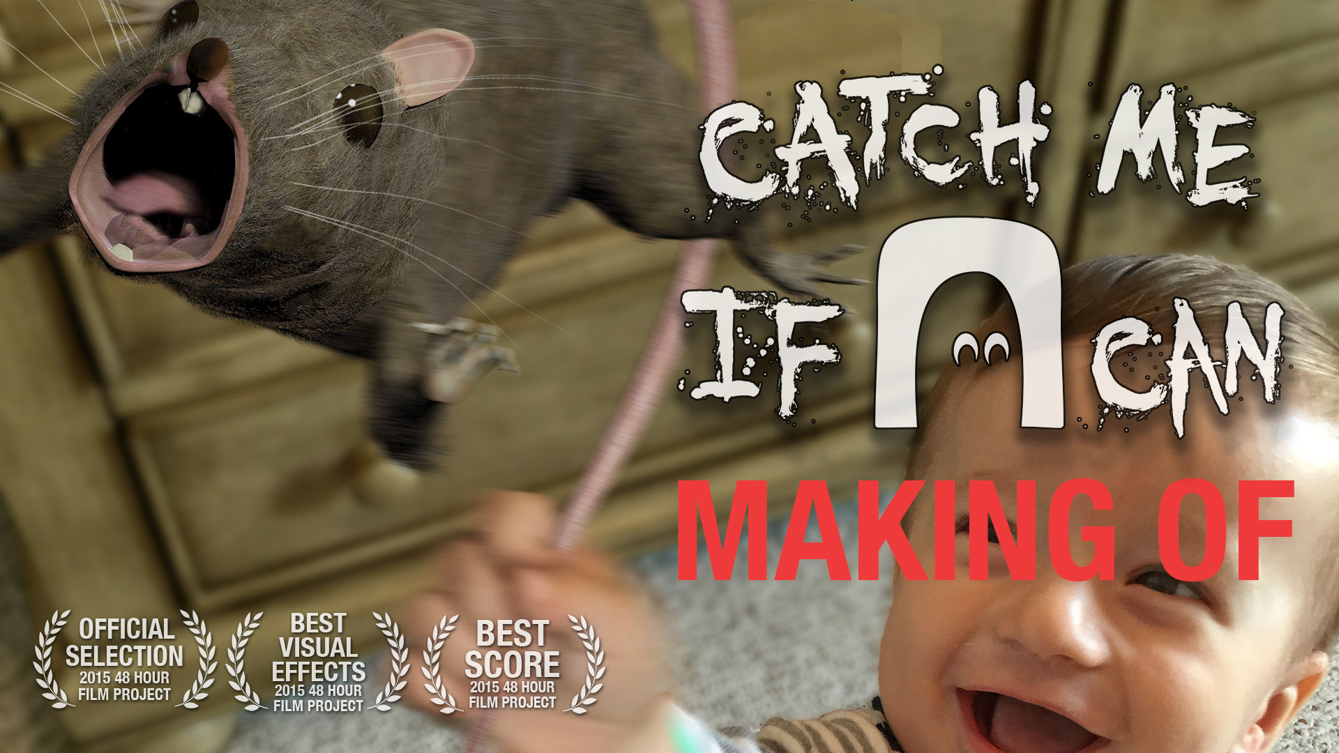Catch Me if U Can - Making of (2015)