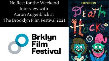 Death Hacks at The Brooklyn Film Festival (clip)